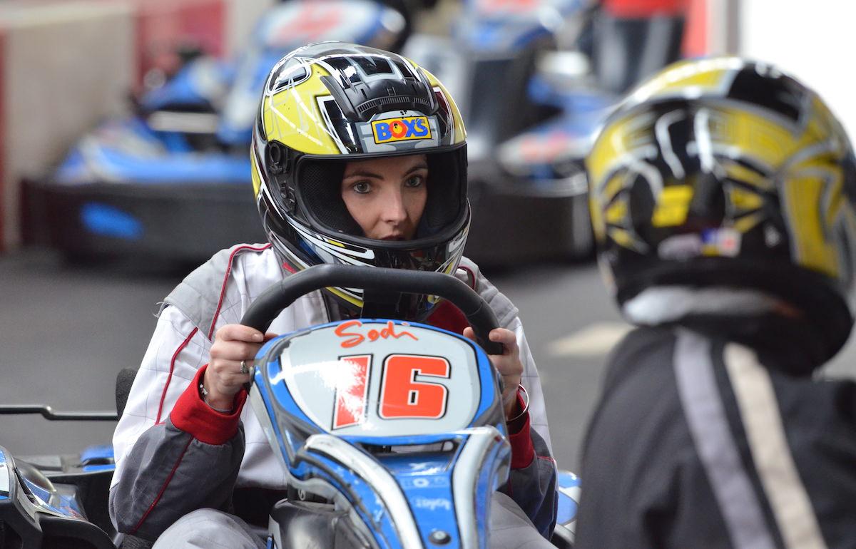 Un Grand Prix Karting en relais à Nantes avec City Kart