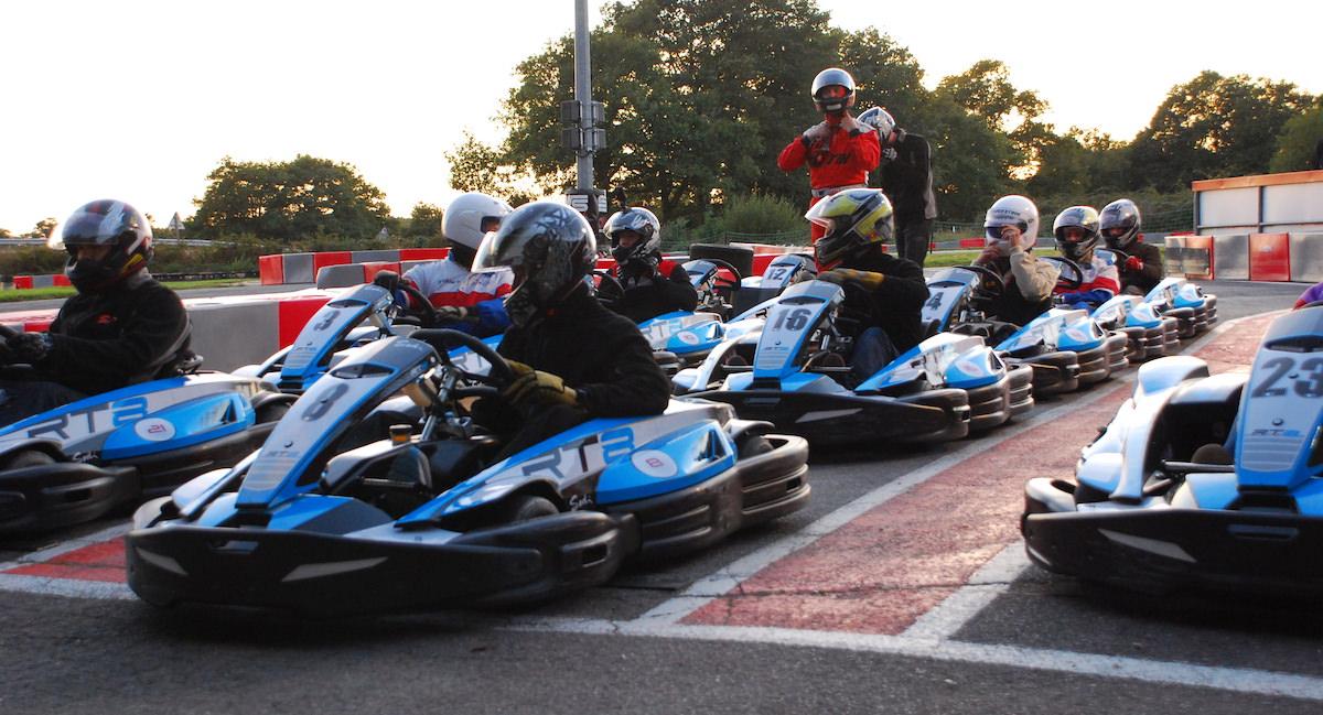 Privatisez un circuit de karting à Nantes