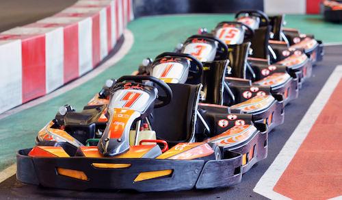 Karts enfants dès 7 ans à Nantes