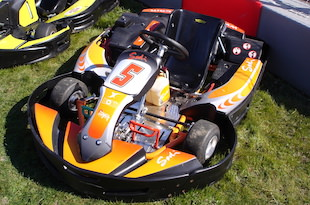 Karts Junior à Nantes