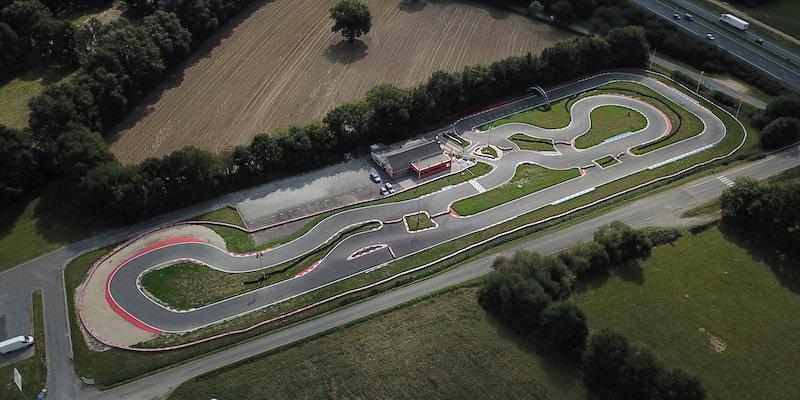 Circuit de Karting Outdoor à Nantes