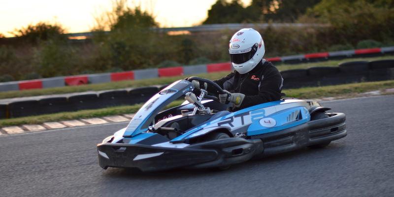 Karting adulte sur le circuit Outdoor à Nantes