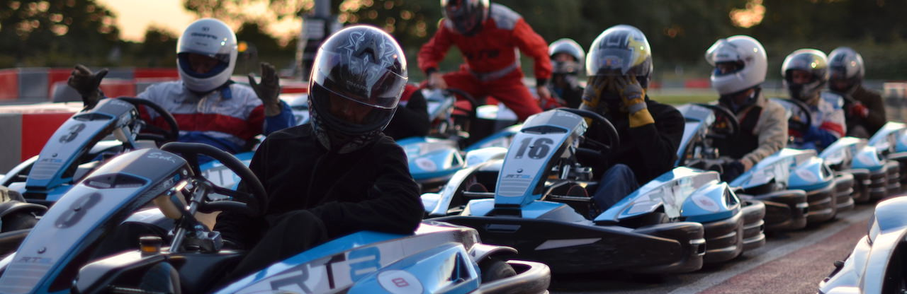 Challenge Karting à Nantes